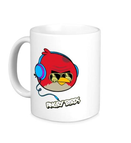 Керамическая кружка Angry Birds Music