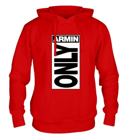 Толстовка с капюшоном Armin Only Label