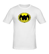 Мужская футболка Batgirl