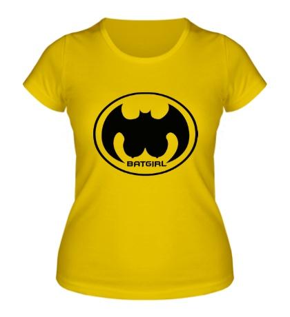 Женская футболка «Batgirl»