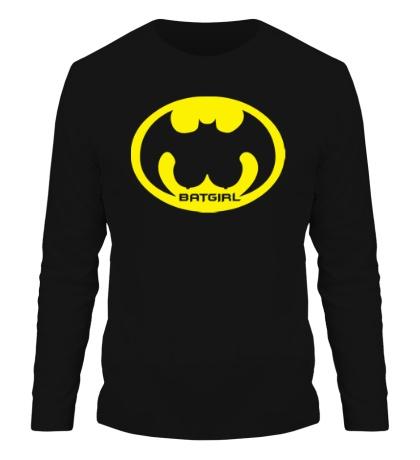 Мужской лонгслив Batgirl