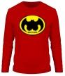 Мужской лонгслив «Batgirl» - Фото 1