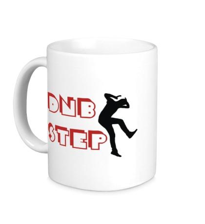 Керамическая кружка DNB step