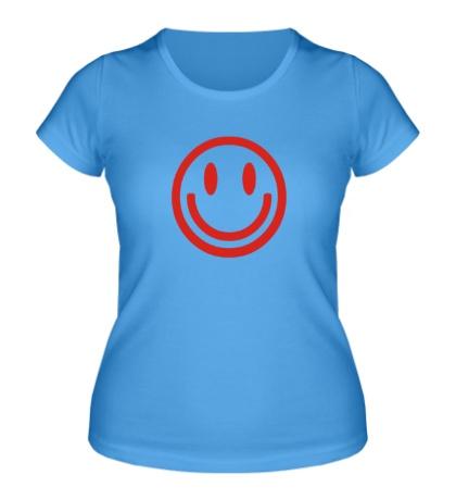 Женская футболка Смаил