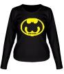 Женский лонгслив «Batgirl» - Фото 1