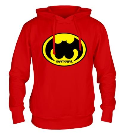 Толстовка с капюшоном Batgirl