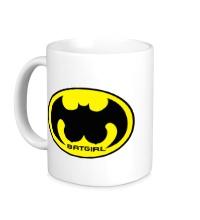 Керамическая кружка Batgirl