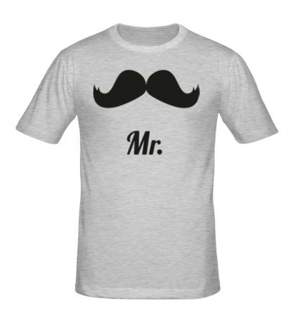 Мужская футболка Мистер