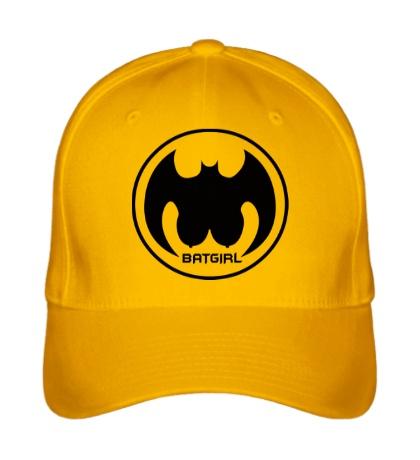Бейсболка Batgirl
