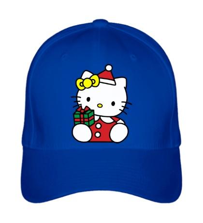 Бейсболка Hello Kitty с подарком