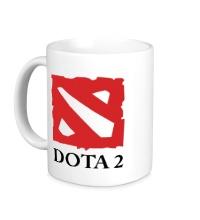 Керамическая кружка Dota 2