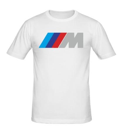 Мужская футболка BMW M