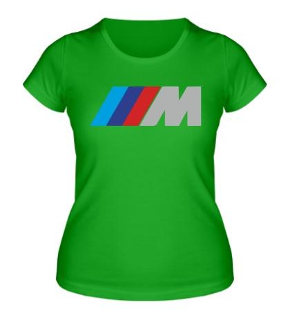 Женская футболка BMW M