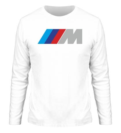 Мужской лонгслив BMW M