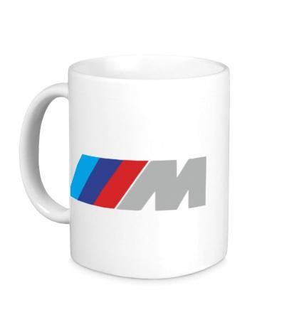 Керамическая кружка BMW M