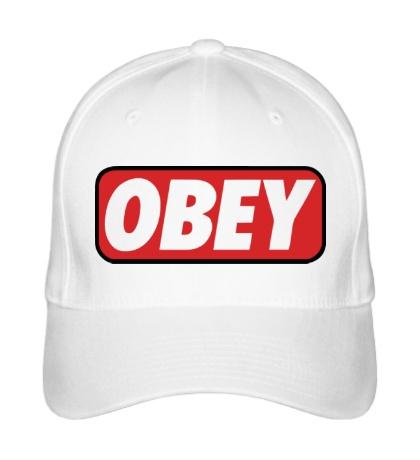 Бейсболка Obey Sign