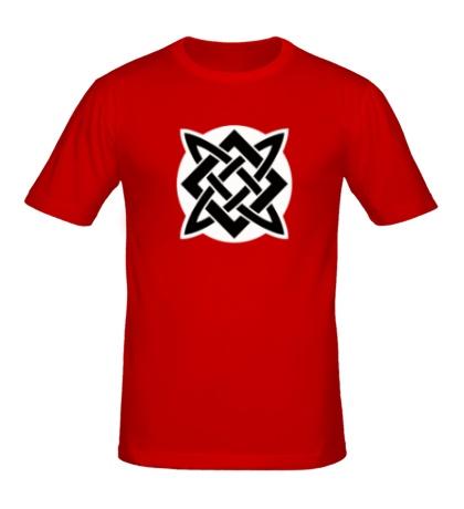 Мужская футболка Звезда Руси