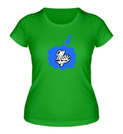 Женская футболка Мысли MDK