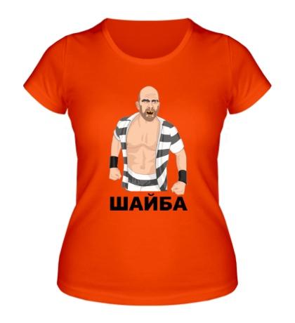 Женская футболка Тюряга: Шайба