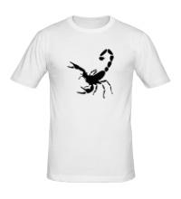 Мужская футболка Знак скорпиона