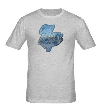 Мужская футболка Зима MDK