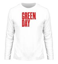 Мужской лонгслив Green Day