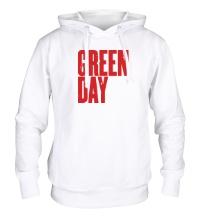 Толстовка с капюшоном Green Day