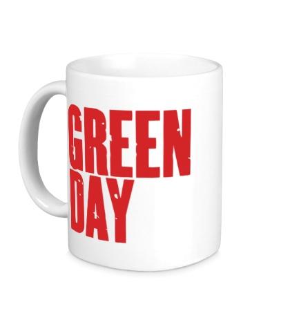 Керамическая кружка Green Day