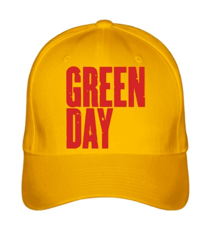 Бейсболка Green Day
