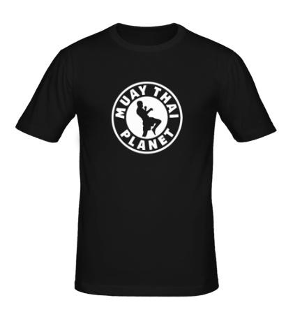 Мужская футболка Muay Thai Planet