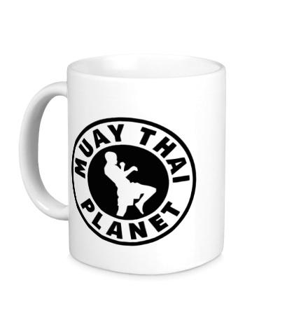 Керамическая кружка Muay Thai Planet