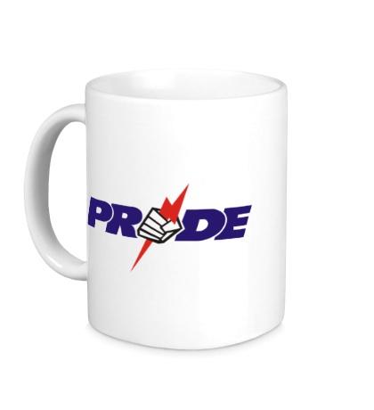 Керамическая кружка Pride