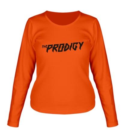 Женский лонгслив The Prodigy
