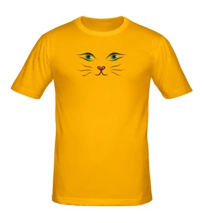 Мужская футболка Я кошка
