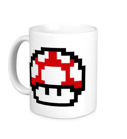 Керамическая кружка Mario Mushroom