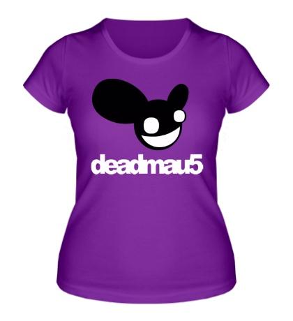 Женская футболка Deadmau5 Symbol