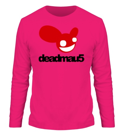 Мужской лонгслив Deadmau5 Symbol