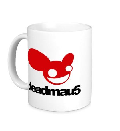 Керамическая кружка Deadmau5 Symbol