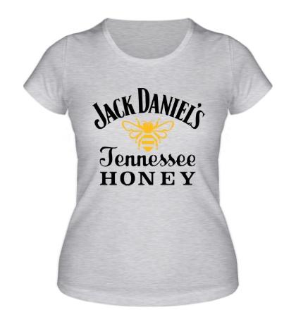 Женская футболка Jack Daniels: Tennessee Honey