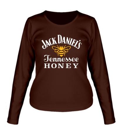Женский лонгслив Jack Daniels: Tennessee Honey