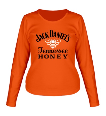 Женский лонгслив Jack Daniels: Tennessee Honey