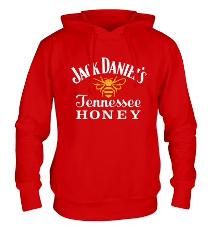 Толстовка с капюшоном Jack Daniels: Tennessee Honey
