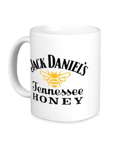 Керамическая кружка Jack Daniels: Tennessee Honey