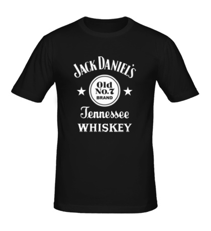 Мужская футболка Jack Daniels: Old No.7 Brand