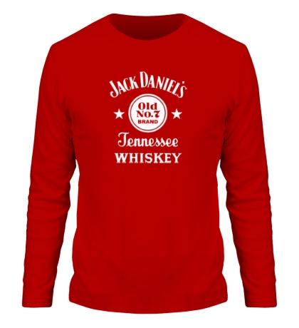Мужской лонгслив Jack Daniels: Old No.7 Brand