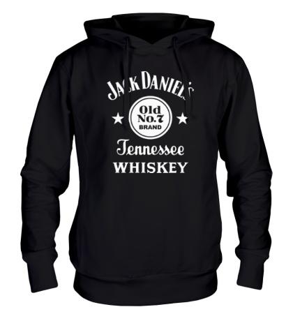 Толстовка с капюшоном Jack Daniels: Old No.7 Brand