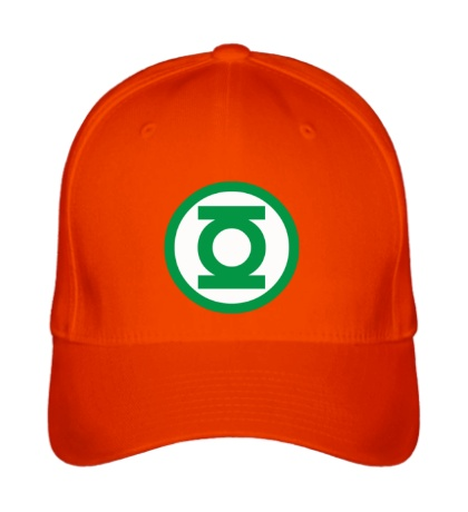 Бейсболка Зелёный Фонарь