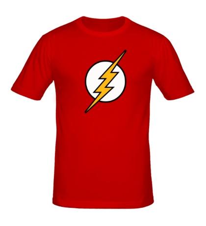Мужская футболка Флэш