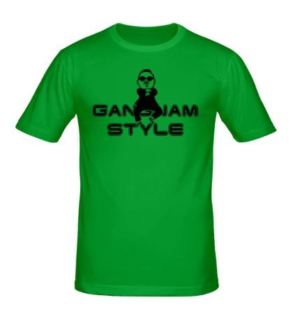 Мужская футболка Gangnam Style Boy