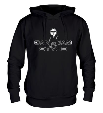 Толстовка с капюшоном Gangnam Style Boy